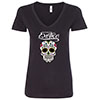 Exotico Ladies V-Neck Tee Thumbnail