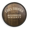 Ezra Brooks Barrel Head Thumbnail