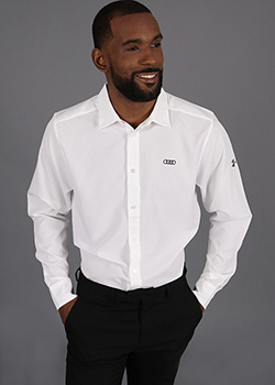 Under Armour Long Sleeve Button Down - Men's Thumbnail