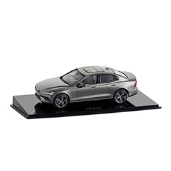 S60 MODEL PEBBLE GREY 1:43 Thumbnail