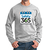 Safety 365 Core Fleece Crewneck Sweatshirt - DS Thumbnail
