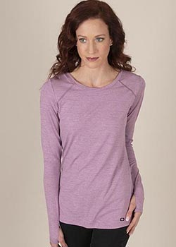 Endurance Force Long Sleeve Tee - Ladies Thumbnail