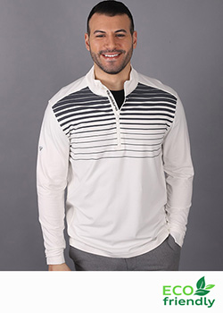 Bamboo Fiber 1/4 Zip - Men's Thumbnail