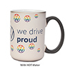 We Drive Proud Mug Thumbnail