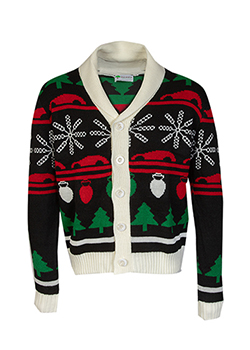 2020 Audi Knit Holiday Cardigan Thumbnail