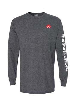 Massey Ferguson Long Sleeve T-Shirt Thumbnail