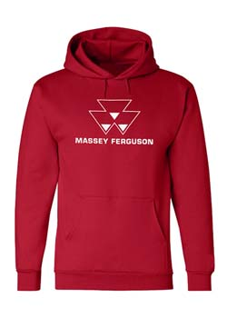 Massey Ferguson Performance Fleece Hoodie Thumbnail