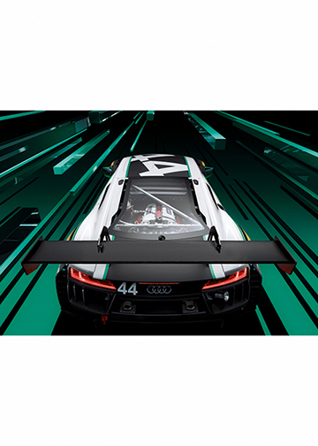 Audi GT-Sport Canvas Art Image