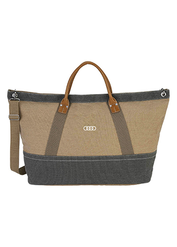 Oversized Carry All Canvas Bag Image