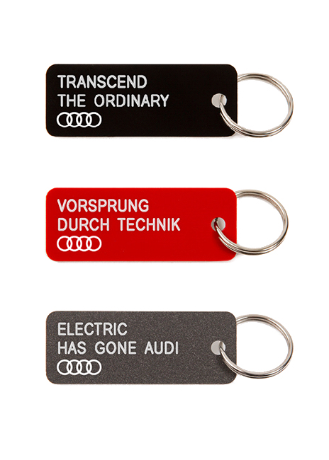Various Keytags for Audi - Second Edition Image