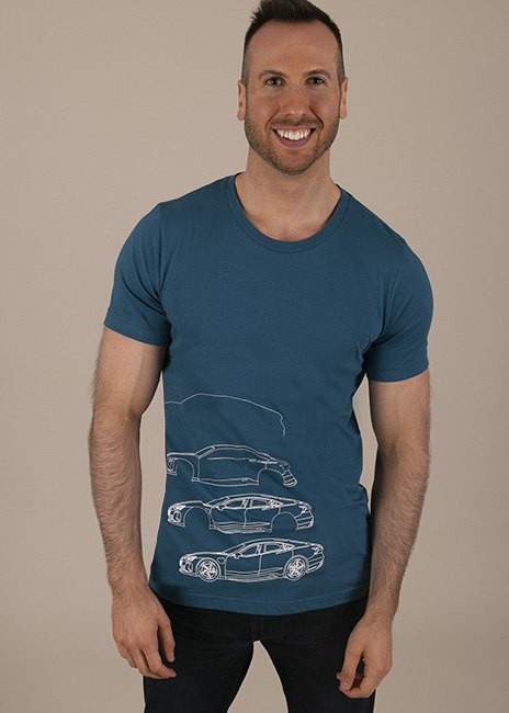 Audi e-tron GT T-Shirt - Men's